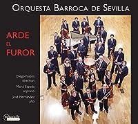 Arde el Furor-Andalusische Musik des 18.Jh.