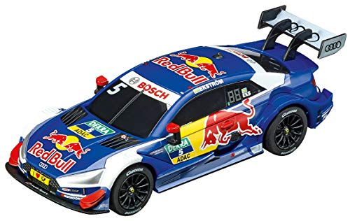 Carrera 64157 Audi RS 5 DTM M. Ekstrom, #5 GO!!! Analog Slot Car Racing Vehicle 1:43 Scale