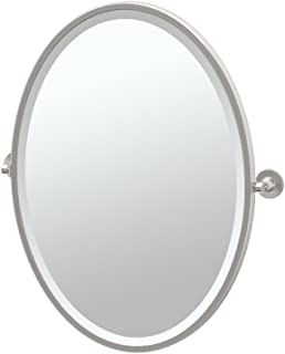 Best oval mirror brackets Reviews