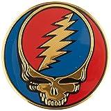 C&D Visionary Grateful Dead - SYF Metal Sticker Medium Size 1 5/8'