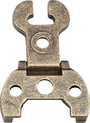 Imex El Zorro B-78054 B-78054-Bisagra embutida de 32 mm