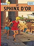 Alix, tome 2 - Le Sphinx d'or