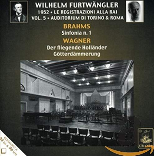 Furtwängler: die 1952er Rai-Aufnahmen Vol.5