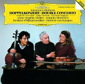Brahms: Double Concerto In A Minor, Op. 102; Tragic Overture, Op. 81