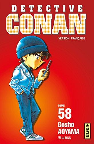 Détective Conan - Tome 58