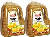 Badia Mojo Marinade - Pack of 2, Each 1 Gallon (3.78l)