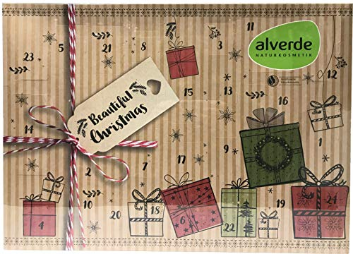 Alverde Naturkosmetik - Adventskalender 2018 - Beautiful Christmas - Natur - Kosmetik - Beauty - Limitiert