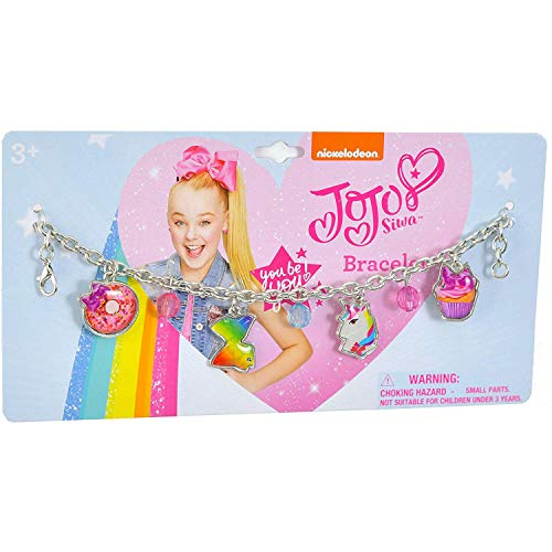 JoJo Siwa Bracelet with Metal Charms