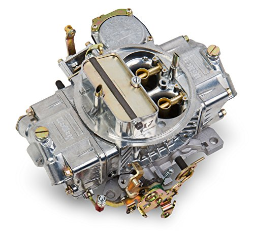 Holley 0-3310S Model 4160 Street Performance 750 CFM Square Bore 4-Barrel Vacuum Secondary Manual Choke New Carburetor