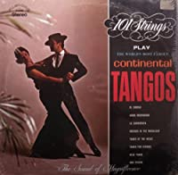 101 Strings Play the World's Most Famous Continental Tangos (LP)