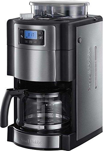 Russell Hobbs Buckingham Grind-Brew Glas-Kaffeemaschine