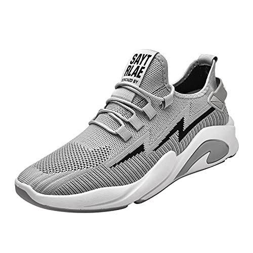 Vimoli Damen Sneakers Mode Leicht Atmungsaktiv Günstiger Trend Sale Niedrige Sneakers Outdoor Sportschuhe Jogging Fitness Korb Sportschuhe Sneakers Luftkissen 36-42EU