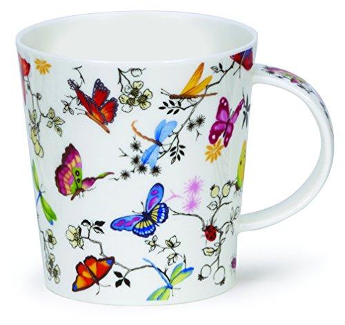 DUNOON Paradise Butterflys Dunoon Lomond Becher