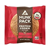Munk Pack Protein Cookie with 16 Grams of Protein | Soft-Baked | Vegan | Gluten, Dairy and...