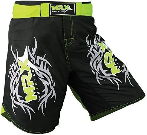 New MRX Sales for sale MMA Fight Shorts Grappling Max 56% OFF Penals Cage UFC Stretch