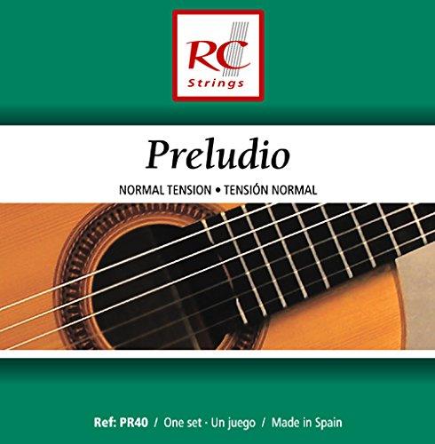 Royal Classsics PR40 - Cuerdas para guitarra, tensión normal