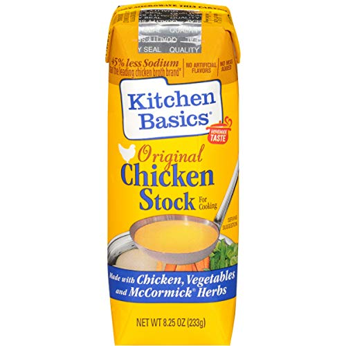 Kitchen Basics All Natural Original Chicken Stock, 8.25 fl oz