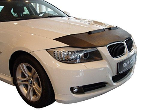 HOOD BRA Front End Nose Mask for BMW 3 E90 since 2009 Bonnet Bra STONEGUARD PROTECTOR TUNING