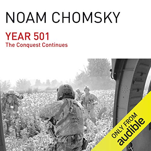 Year 501 audiobook cover art