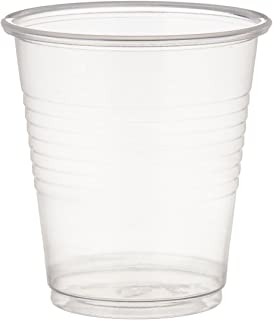 Dynarex Disposable 3 oz.Plastic Drinking Cups, 100 Per Package...