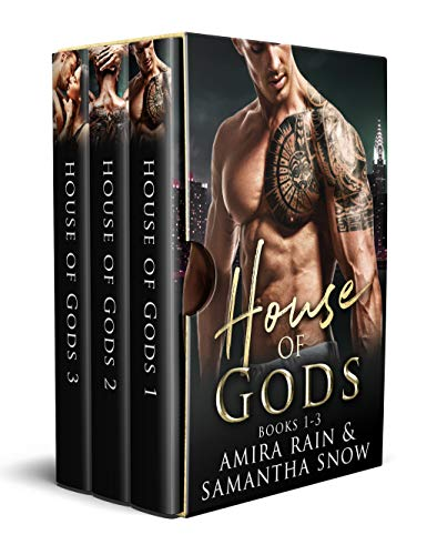 House Of Gods: Books 1-3: The Complete Paranormal Romance Box Set (Demigods Of New York Box Sets Book 1) (English Edition)