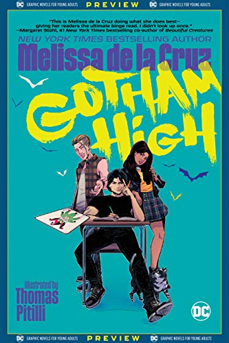 DC Graphic Novels for Young Adults Sneak Previews: Gotham High (2020-) #1 (English Edition)