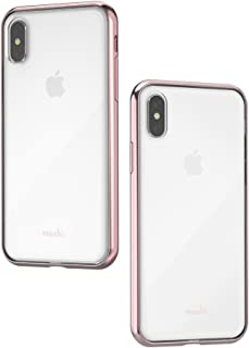 Vitros for iPhone X Orchid Pink