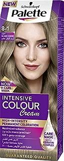 Schwarzkopf Palette Intensive Color Creme 8-1 Light Blonde Cendre