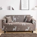 HYRGLIZI Housse de canapé sectionnelle de protecteur de meubles pour animaux de compagnie pour chiens, housse de meubles pour animaux de compagnie pour chiens-03_2 Places 145-185cm
