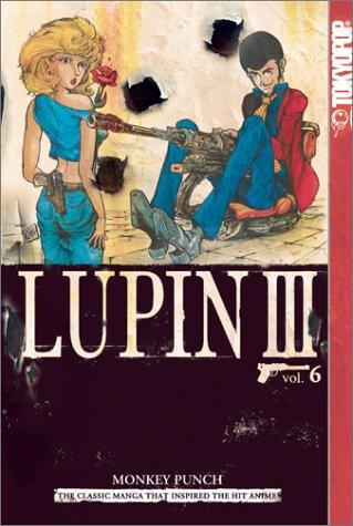Lupin III Volume 6