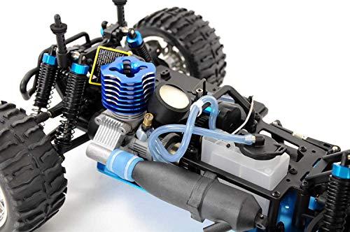 RC Auto kaufen Monstertruck Bild 2: 1:10 Amewi Monster M 3,0 ccm Nitro*