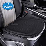 Car Seat Cushion, Tsumbay Gel & Memory Foam 2-in-1 Soft Breathable Seat Cushion