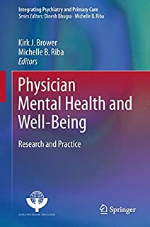 physician mental health support