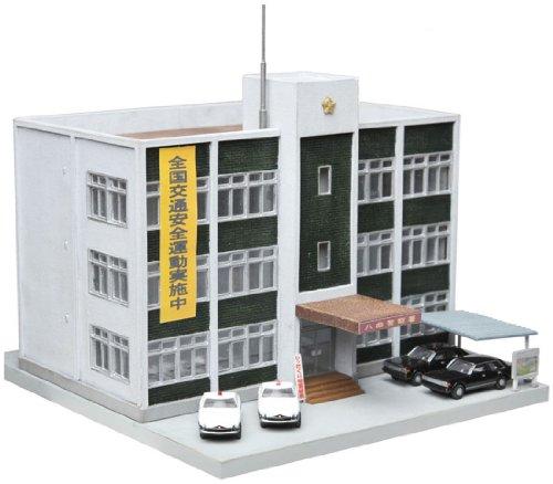 トミーテック ジオコレ 建物コレクション 094 警察署 ジオラマ用品