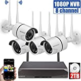 Best Surveillance Systems - Security Camera System Wireless,8 Channel Home Outdoor Wireless Review