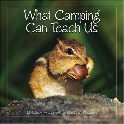 What Camping Can Teach Us: Life's Lessons Learned from the Great Outdoors