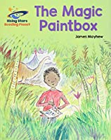 Reading Planet - The Magic PaintBox - Blue: Galaxy (Rising Stars Reading Planet)