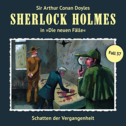 Schatten der Vergangenheit     Sherlock Holmes - Die neuen Fälle 37              By:                                                                                                                                 Andreas Masuth                               Narrated by:                                                                                                                                 Christian Rode,                                                                                        Peter Groeger,                                                                                        Eckart Dux,                   and others                 Length: 1 hr and 17 mins     Not rated yet     Overall 0.0