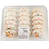 Ibake White Iced Frosted Sugar Cookies (18 ct.) AS
