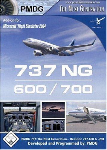Flight Simulator 2004 - Boing B737 New Generatio
