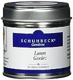Schuhbecks Lamm Gewürz, 3er Pack (3 x 45 g)