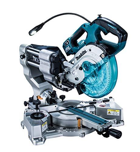 マキタ 充電式スライドマルノコ18V 刃径165mm/直角切断幅182mm バッテリ充電器別売 LS610DZ