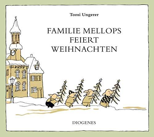Familie Mellops feiert Weihnachten (Kinderbücher)