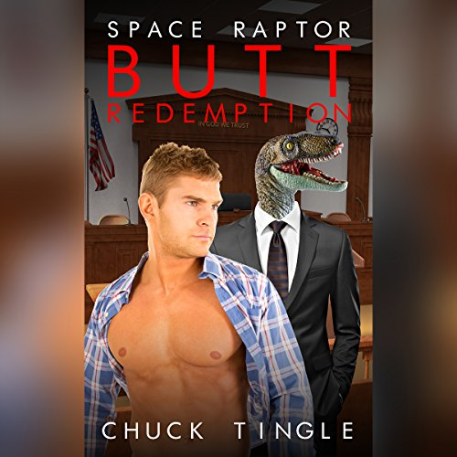 Space Raptor Butt Redemption cover art