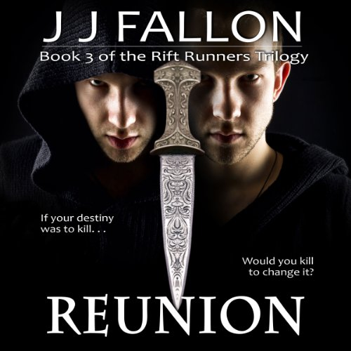 Reunion audiobook cover art