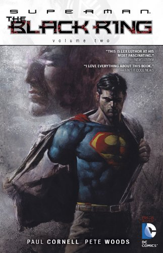Superman: The Black Ring Vol. 2 (Superman - The Black Ring)
