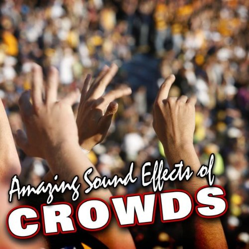 Indoor Small Crowd Booing and Hissing by Sound FX on Amazon Music