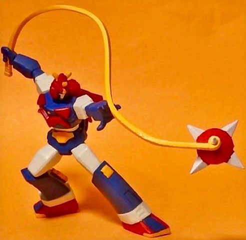 ベストポージングコレクション スーパーロボット編 ボルテスⅤ 単品