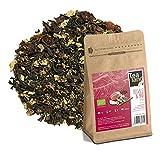 Tealand | Te Rojo Pu Erh Chai con Regaliz y Anis | Hojas Sueltas, 100g | Te ecologico y natural | Adelgazante, Antioxidante y Digestivo