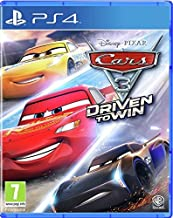 Carros 3: Driven to Win (PS4)